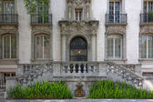 Historic Parsons-Gates Hall on the campus of Caltech in Pasadena — Stock Photo