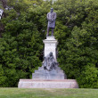James Garfield Monument at Golden Gate Park — Stock Photo