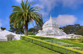 San Francisco Conservatory of Flowers — Stock Photo