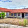 Abandoned Buildings at Historic Fort Ord — Stock Photo