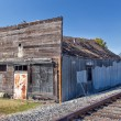 Abandoned Building in Alviso, California — Stock Photo