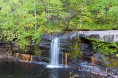 Wolf Creek Falls — Stock Photo