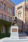 University of Southern California Tommy Trojan statue — Stock Photo