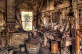 Old Blacksmith Shop — Stock Photo