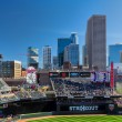 Stock Photo: Target Field