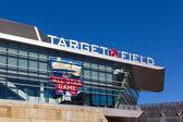 Target Field — Stock Photo