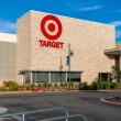 Stock Photo: Exterior view of Target retail store