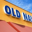 Stock Photo: Old Navy Store