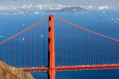 The Golden Gate Bridge — Stockfoto