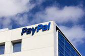 PayPal Corporate Headquarters Sign. — Stock Photo