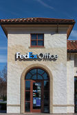 FedEx Office Building. — Stock Photo