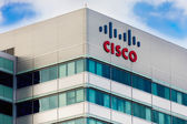 Cisco Facility in Silicon Valley — Stock Photo