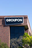Groupon offices in Silicon Valley — Stock Photo