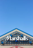Marshall magazzino esterno. — Foto Stock