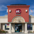 Постер, плакат: Jack in the Box Restaurant exterior