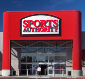 Sports Authority Store — Stock Photo