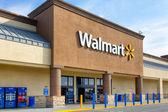 Walmart store exterior — Stock Photo