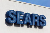 Sears exterior sign — Stock Photo