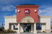 Jack in the Box Restaurant exterior — Stock Photo
