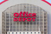Office Depot store exterior — Stock Photo