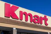 Kmart retail winkel buitenkant — Stockfoto