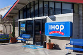 IHOP restaurant exterior — Stock Photo
