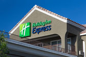 Holiday Inn Express — Stock Photo