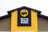 Buffalo Wild Wings restaurant. — Stock Photo