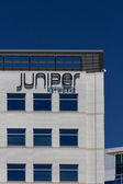 Juniper Networks Building — Stok fotoğraf