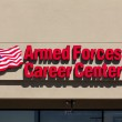 Armed Forces Career Center — Stock Photo #46488837