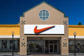 Nike Store Exterior — Stock Photo