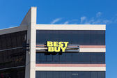 Best Buy Corporate Headquarters Building — 图库照片