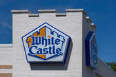 White Castle Restaurant Exterior — Stock Photo