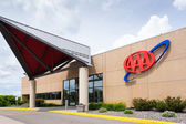 AAA Building and License Service Center — Stock Photo