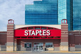 Staples Office Supply Store — Стоковое фото