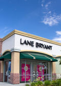 Lane Bryant Store Exterior — Stock Photo
