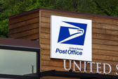 United States Post Office Building — Stock Photo