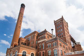 Restored Schmidt Brewery — Stock Photo