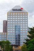 The Travelers Companies Building Exterior — Stock Photo
