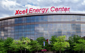 Xcel Energy Center — Stock Photo