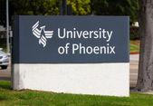 University of Phoenix — Stock Photo