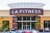 LA Fitness Exterior — Stock Photo