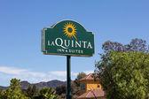 La Quinta Inn and Suites Motel — Stock Photo