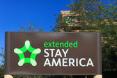 Extended Stay America motel — Stock Photo