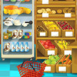 The shop illustration — Stock Photo #12128708