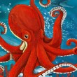 Octopus — Stock Photo #12128737