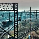 Railway — Stock Photo #12135567