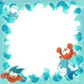 De krabben — Stockfoto
