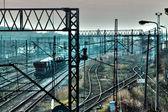 Ferroviária — Foto Stock