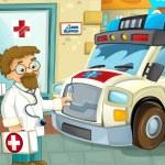 Ambulance — Stock Photo #12158257